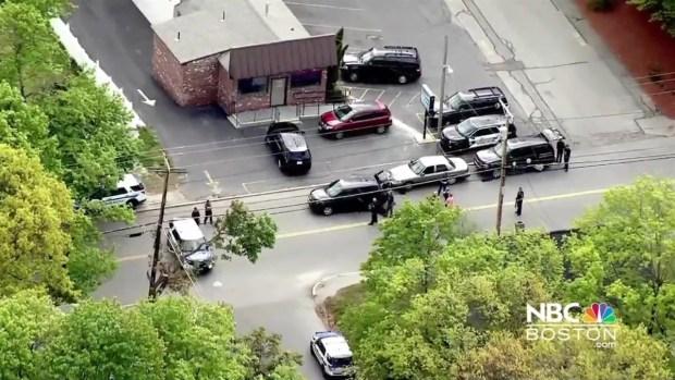 [NECN] Police Investigating Scene in Lowell, Massachusetts