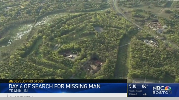 [NECN] No Signs of Missing Student as Search Continues