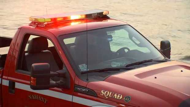 [NECN] Man Missing Near Ocean in Nahant