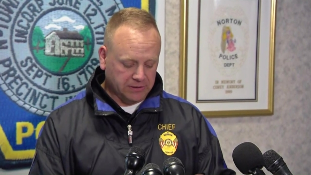 [NECN] Norton Police Chief Details Locating Missing 6-Year-Old