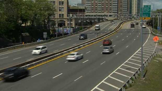 [NECN] Construction 'Dry Run' Could Back Up Mass. Pike