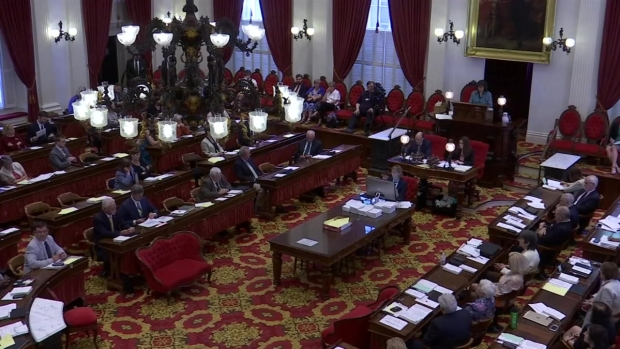 [NECN] Vermont Lawmakers Back to Work After Veto Session