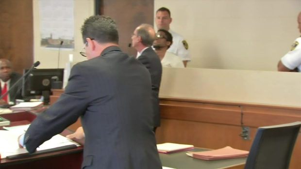 [NECN] Suspect in Luxury Condo Double Slaying Pleads Not Guilty