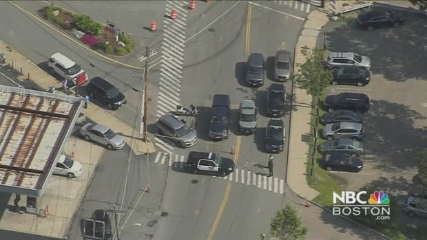 Pedestrian Accident in Norwood, Massachusetts