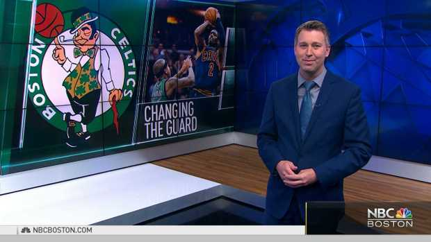 [NECN] Raul Talks About the Newest Celtics Trade With Cavs