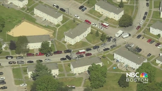 [NECN] Police Respond to Standoff in Dover, New Hampshire