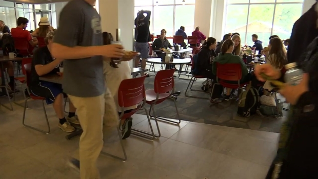 [NECN] New UVM Dining Hall Offers Cooking Education
