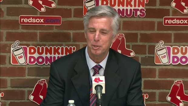 [NECN] Sox President: Nothing Wrong With Sign Stealing