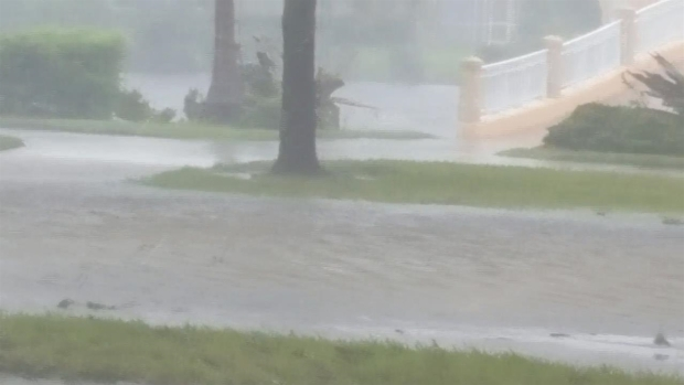 Viewer Video: Streets Flooded as Irma Passes Through Florida