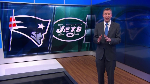 [NECN] Patriots In Sole Possession of First Place in AFC East