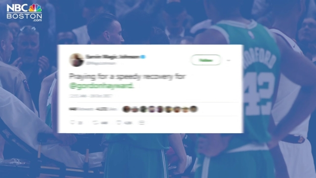 Athletes, Fans React to Gordon Hayward's Injury
