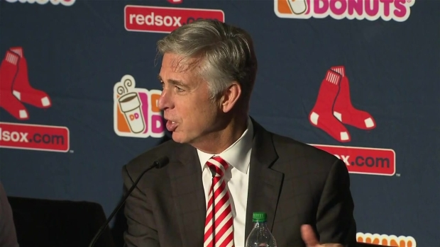 [NECN] Dombrowski on Cora: 'He Embraces Being in Boston'