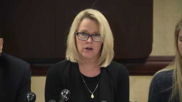 Heather Unruh's Message to Kevin Spacey: 'Your Actions Are Criminal'