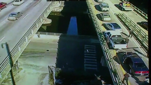 [NECN] WATCH: Police Show Footage of Deadly I-95 Shooting