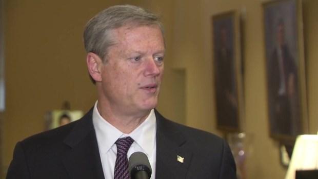 [NECN] Baker: New State Police Superintendent Will do 'Terrific' Job