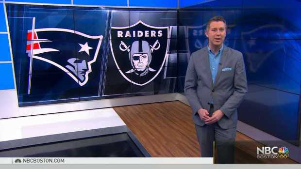 [NECN] Raul's Pick: Pats vs. Raiders in Mexico City