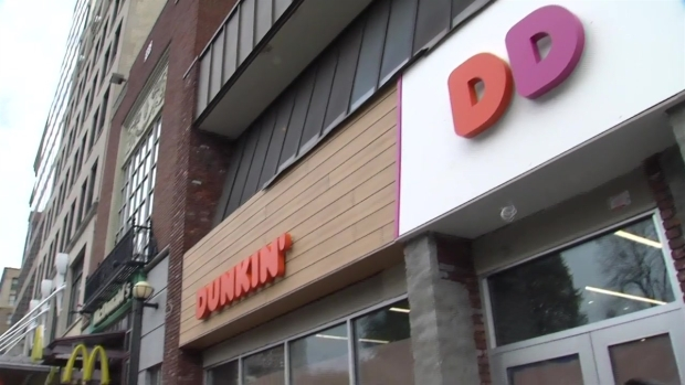 [NECN] Dunkin' to Open Without the 'Donuts'