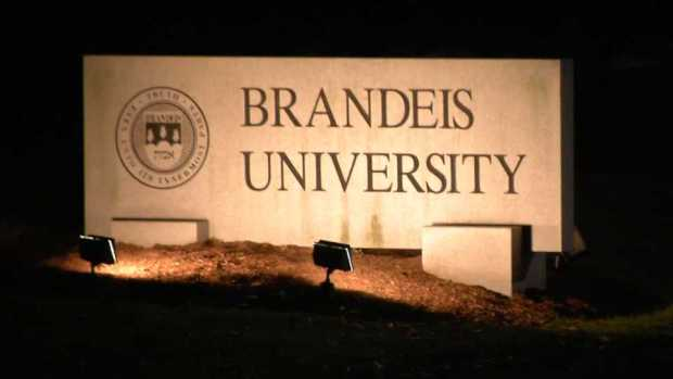 Students React After Brandeis Campus Lockdown