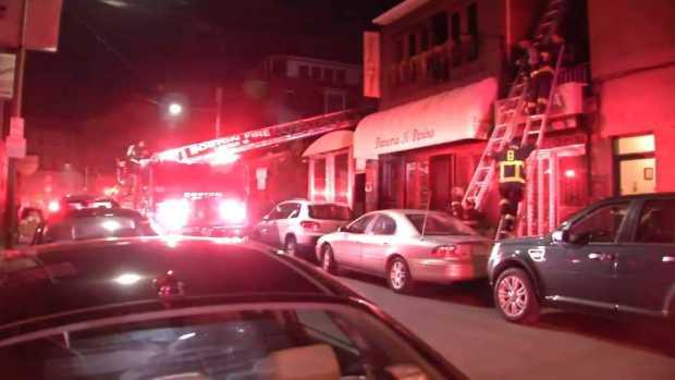 2 Men Killed in First Fatal Fire in 2017