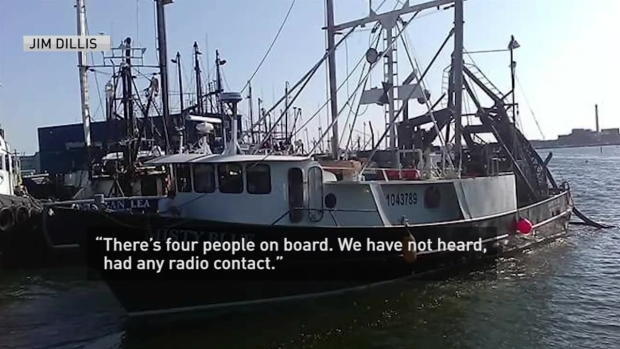 [NECN] LISTEN: 911 Calls Reporting Sinking of Misty Blue
