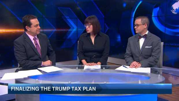[NECN] Finalizing the Trump Tax Plan