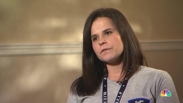 [NECN] Heidi Harper Discusses Her Husband's Suicide