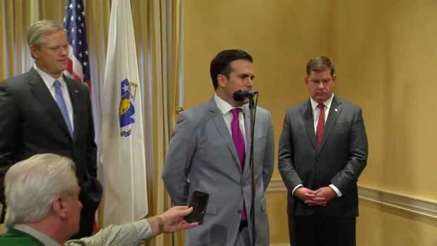 [NECN] Puerto Rico Governor Meets With Gov. Baker