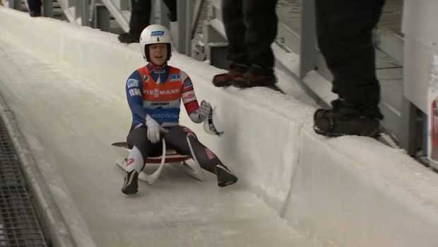 [NECN] US Olympic Luge Team to Be Decided