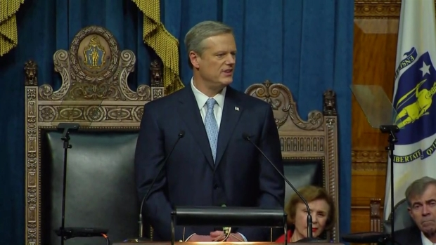 [NECN] Mass. Gov. Charlie Baker Wants People 'To Believe in Their Government""