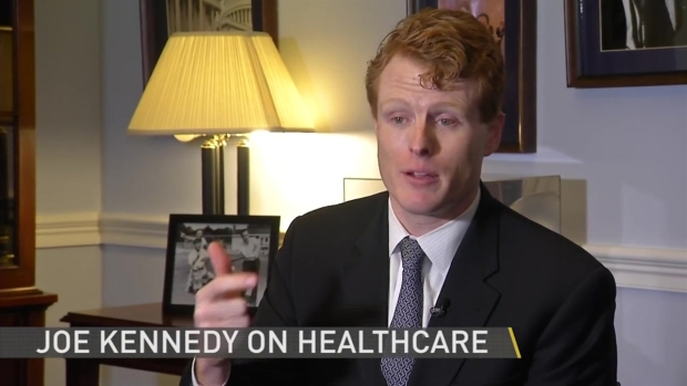 Kennedy: 'We Should Consider Single-Payer Healthcare'