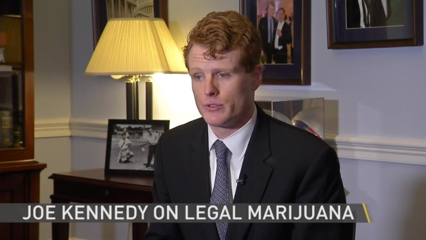 Kennedy on Legalizing Marijuana:' I Have Some Concerns'