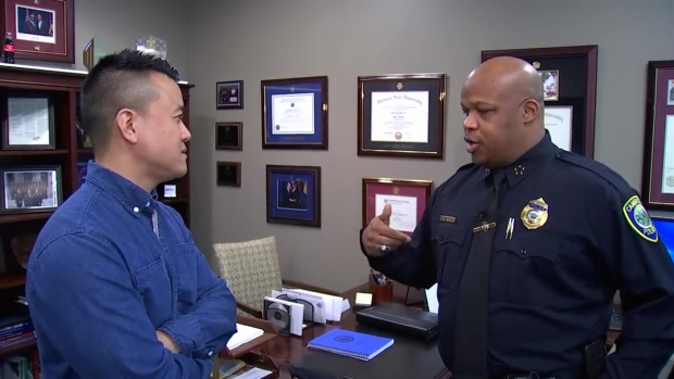 [NECN] MLK's Legacy Felt in Cambridge Police Department