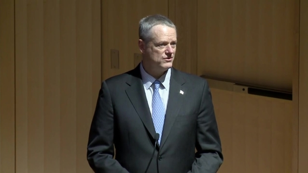 Gov. Baker: 'We Should Never Forget the Heroes'