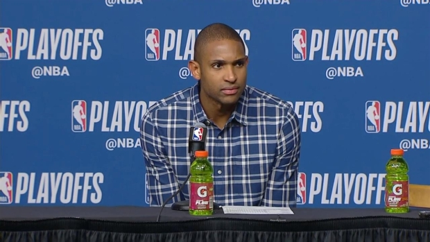 [NECN] 'Fans Gave Us a Lift': Al Horford on Playing Game 7 at TD Garden