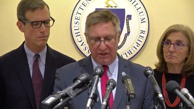 [NECN] Mass. Senate Ethics Committee Reveals Investigation into Rosenberg