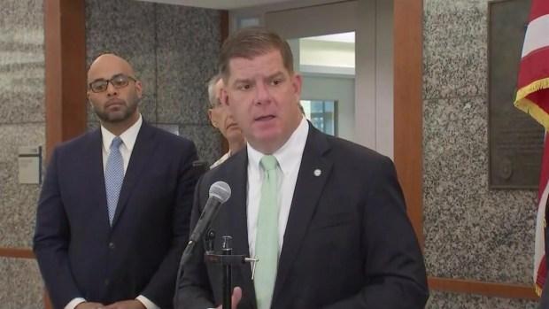 [NECN] Mayor Walsh on Reducing Summer Violence in Boston