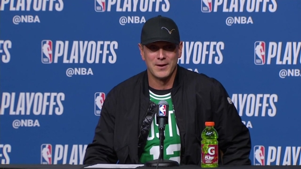 [NECN] 'So Proud of the Celtics': Drew Bledsoe on Boston's Win, Terry Rozier