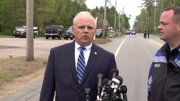 [NECN] Officials Provide Update After End of Middleborough Standoff
