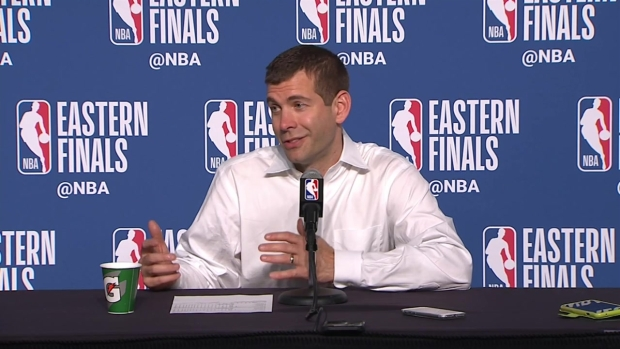 Brad Stevens: 'You Won't Hear Me Complain About Officials'