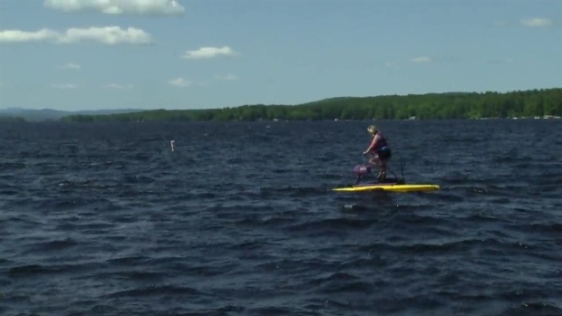 [NECN]New England Vacation Week: Maine's Lake Region
