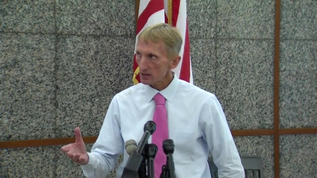 [NECN] Boston Police Commissioner William Evans Speaks on Body Camera Program