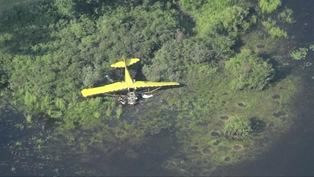 [NECN] Plane Crashes in Hanson