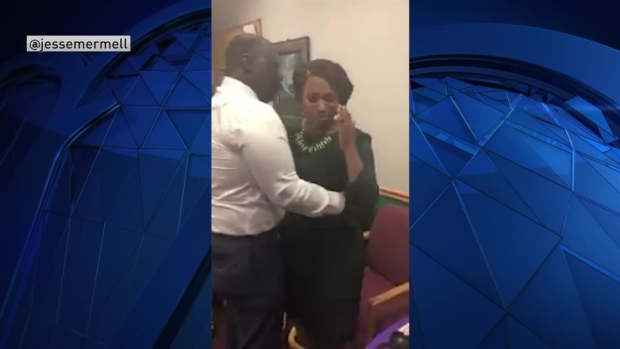 [NECN] Video Captures Moment Ayanna Pressley Learns She Won