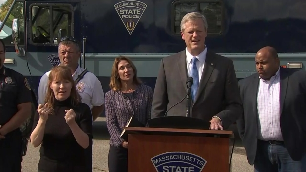 [NECN] Gov. Charlie Baker Declares State of Emergency Amid Gas Explosions
