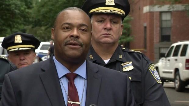 [NECN] Boston Police Commissioner Gross Speaks After Officer-Involved Shooting