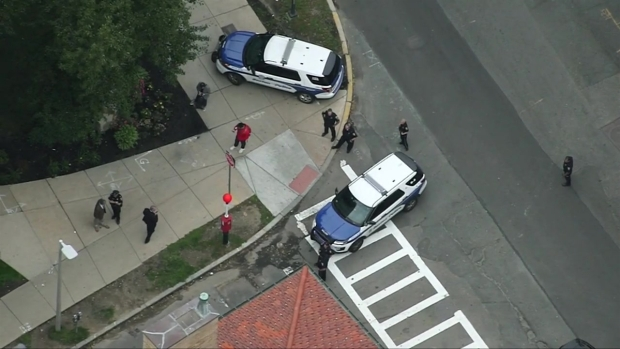 [NECN] Police Respond to Simmons University After Report of Shots Fired