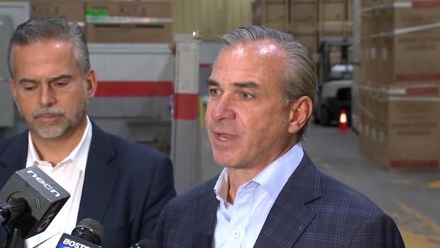 [NECN]Officials Speak on Replacing Appliances in Merrimack Valley