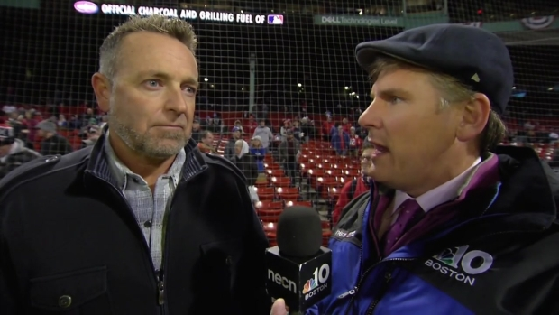 [NECN] Kevin Millar Thinks Red Sox Have Chemistry
