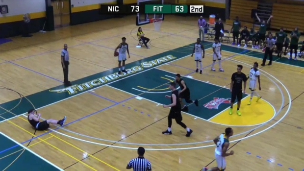[NECN] University Suspends Player for Taking 'Cheap Shot'