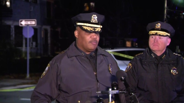 [NECN] Cambridge Police Commissioner Describes Gun Battle